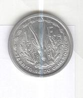 1 Franc Territoire Du Cameroun 1948 SUP - Cameroon