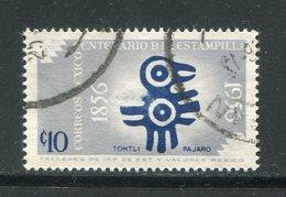 MEXIQUE- Y&T N°652- Oblitéré - Mexico