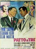 MANIFESTO PATTO A TRE - Manifesti & Poster