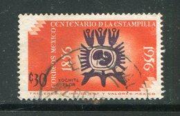 MEXIQUE- Y&T N°653- Oblitéré - Mexico