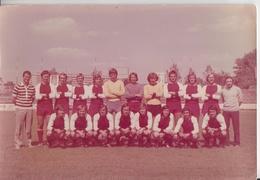 POLAND 1974 FOOTBALL CLUB ODRA OPOLSKY KLUB SPORTOWI POST CARD RARE - Soccer