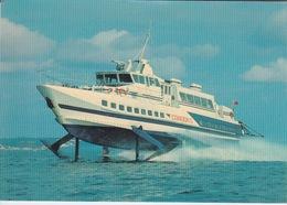 THEME Bateaux - COMPAGNIE DE CROISIERE CONDOR 5  - LIAISON ILE DE JERSEY - Boats