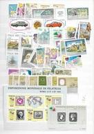 1985 MNH Italia,  Year Collection Complete Postfris** - 6. 1946-.. Repubblica