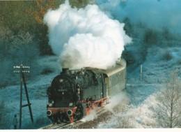 1954548Güterzug-Tenderlokomotive 95 1027-2 (Karte 21-15) - Trains