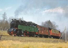 1954551Dampf-Schmalspurlokomotive Nr.21 (Karte 21-15) - Trains