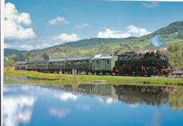 1954553Güterzug-Tenderlokomotive 86 457 (Karte 21-15) - Trains