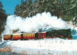 1954598Dampf-Schmalspurlokomotive 99 241 (Karte 21-15) - Trains