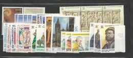 1993 MNH Vaticano, Vatikanstaat, Year Collection, Postfris** - Annate Complete