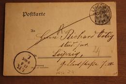 ( 865 ) DR GS P 63 X  Gelaufen  -   Erhaltung Siehe Bild - Postwaardestukken