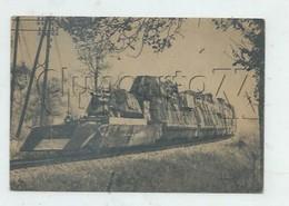Saint-Bérain-sur-Dheune (71) : GP Du Train Blindée De L'armée Allemande Pris Par Les Soldats De La 1er Armée En 1944 GF. - France