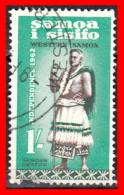 SAMOA SELLO DE LA INDEPENDENCIA AÑO 1962 - Samoa