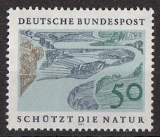 Germania 1969 Sc. 1003 Protezione Della Natura : Fiumi MNH Germany - Protezione Dell'Ambiente & Clima