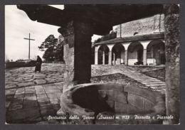 71381/ CHIUSI DELLA VERNA, La Verna, Santuario, Pozzetto E Piazzale - Arezzo