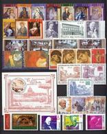 2002 VATICANO -  Annata Completa  MNH-VF ** - Vaticano