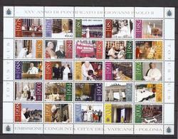 2003 VATICANO -  Annata Completa  MNH-VF ** - Vaticano