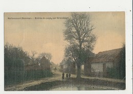 80 HALLENCOURT ENTREE DU PAYS PAR GRANDSART - Frankreich