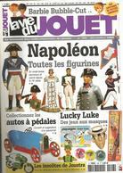 Revue 2 Scannes Page Sommaire La Vie Du Jouet N°106 Decembre 2004 :napoleon;autos A Pedales; Lucky Luke;joustra - Brocantes & Collections