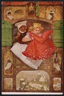 C0980 - Paul Hey ?? Künstlerkarte Märchen Märchenkarte Frau Holle - Contes, Fables & Légendes