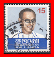 SRI LANKA  SELLO AÑO 1974  S.W.R.D BANDARANAIKE - Sri Lanka (Ceilán) (1948-...)