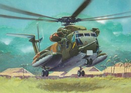1954266SIKORSKI HH 53-C (REPRO) - Helikopters
