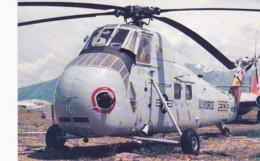 "1954267HILL AIR FORCE BASE, UTAH Sikorsky H-34J ""Choctaw'' (REPRO) - Helikopters"