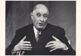 1954315Paris, Charles De Gaulle 1967 (REPRO)(voir Coins-des Bords) - Politieke En Militaire Mannen