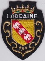Ecusson Tissu - Lorraine - Blason - Armoiries - Héraldique - Patches
