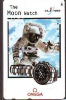 Télécarte Japon * * ESPACE (1029)  GLOBE * SATELLITE * TERRESTRE * MAPPEMONDE Telefonkarte Phonecard JAPAN - Espace