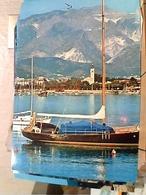 MARINA DI CARRARA PORTO E BARCA VELA   VB1975 GZ6740 - Carrara