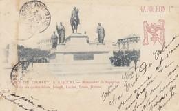 20 - Corse Du Sud - Ajaccio - Place Du Diament - Monument De Napoléon - Ses Quatres Frères - Joseph-Lucien-Louis-Jérôme - Ajaccio