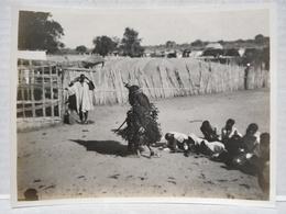 Gambie. Sorcier. 10.5x8 Cm - Africa