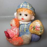 BIMBO CHILD RESINA - Miniature