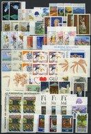 SAMMLUNGEN **, Komplette Postfrische Sammlung Liechtenstein Von 1991-95, Prachterhaltung - Liechtenstein
