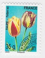 France Service Préo Preoblitéré Tulipe 35g Année 2008 YT N°259 - Vendu à La Faciale - Face Value - Mint/Hinged