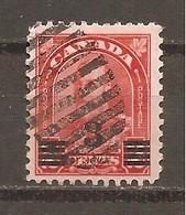 Canada. Nº Yvert  157 (usado) (o) - 1911-1935 Reinado De George V