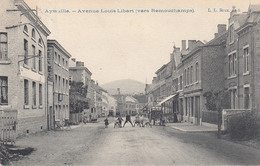 Aywaille -   Avenue Louis Libert 1906 - Aywaille