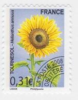 France Service Préo Preoblitéré Fleur Primevere 0,31€  Année 2008 YT N° 257 - Vendu à La Faciale - Face Value - Mint/Hinged
