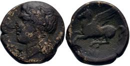 Syracuse, Timoleon 5 G (CNS 85; Mionnet Supp. 1, 624) - Grecques