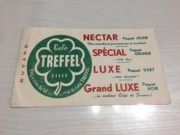 BUVARD Ancien CAFÉ TREFFEL LILLE - Café & Thé