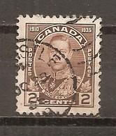 Canada. Nº Yvert  174 (usado) (o) - 1911-1935 Reinado De George V