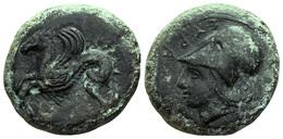 Syracuse, Timoleon 7,9 G (Sear 1193; BMC 289) - Griegas