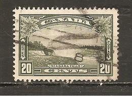 Canada. Nº Yvert  187 (usado) (o) - 1911-1935 Reinado De George V