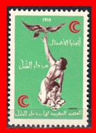 MARRUECO-TANGER  SELLO AÑO 1959 - Maroc (1956-...)