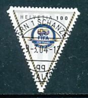 SCHWEIZ Mi. Nr. 1864 100 Jahre Internationaler Fußballverband - Used - Schweiz