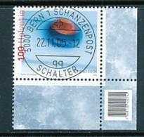 SCHWEIZ Mi. Nr. 1949 Olympische Winterspiele 2006, Turin - Used - Schweiz