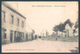 29 PLOUGUIN Entrée Du Bourg - France