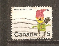 Canada. Nº Yvert  443, 445, 447, 449 (usado) (o) - 1952-.... Reinado De Elizabeth II