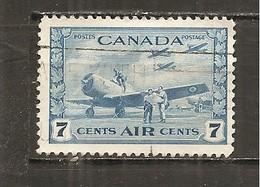 Canada. Nº Yvert  Aéreo 8 (usado) (o) - Aéreo