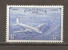 Canada. Nº Yvert  Aéreo 12a (MH/*) - Aéreo
