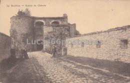 Bouillon - Entrée Du Chateau - Bouillon